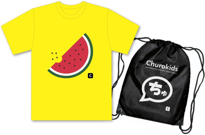 ChurakidsサマーTシャツ