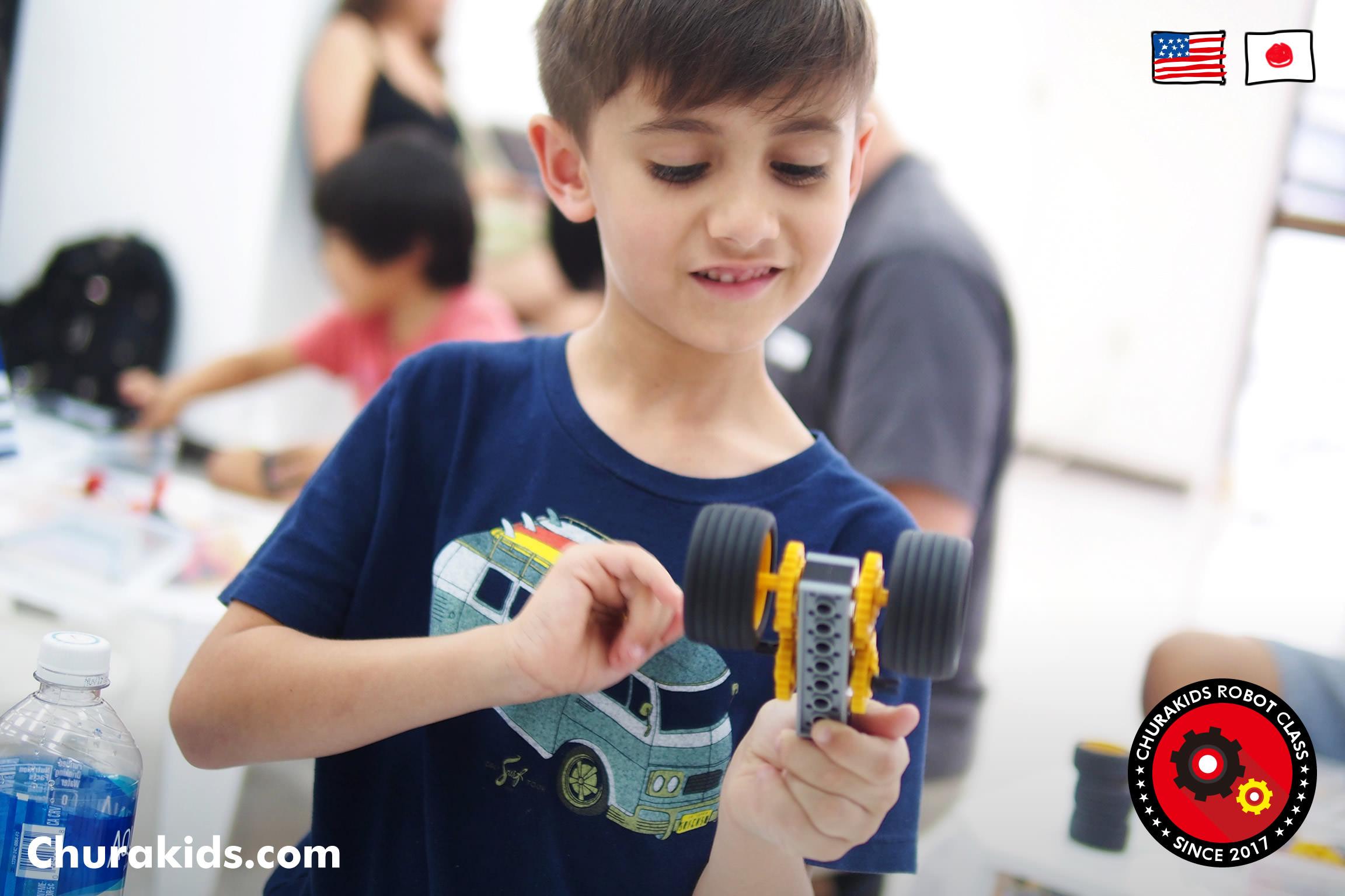 ロボット教室