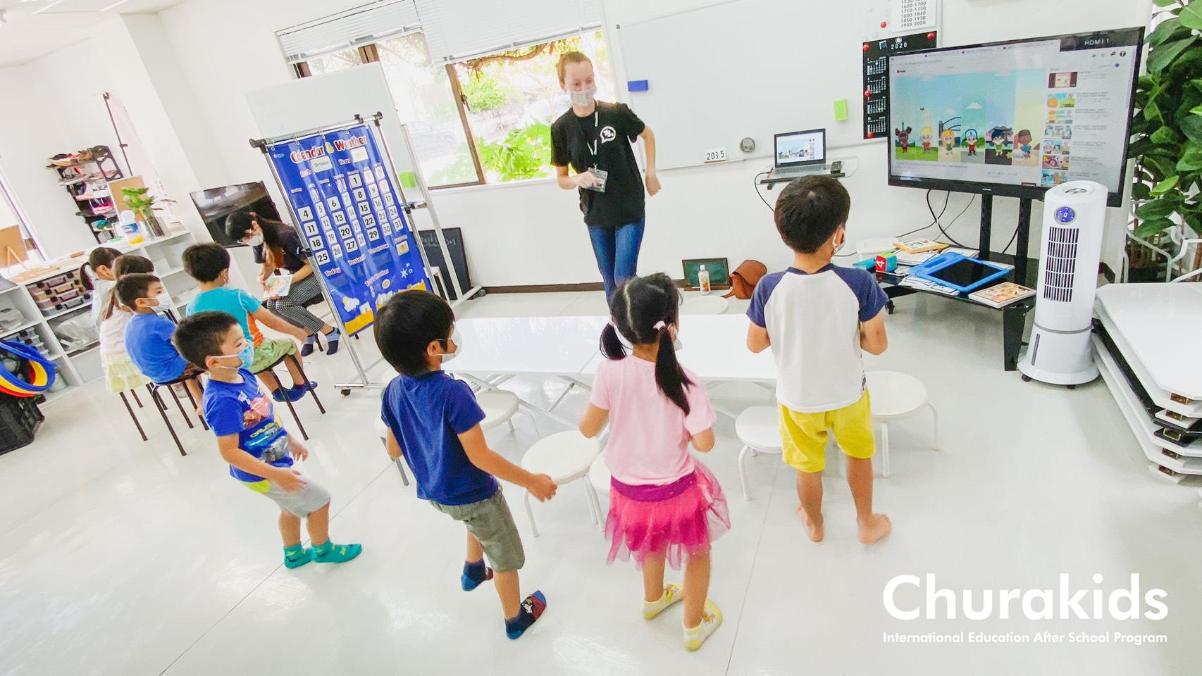 沖縄市の英会話教室 Churakids